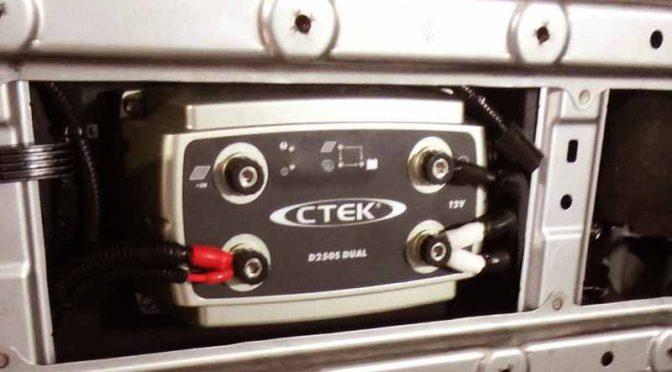 ホワイトハウス、補助蓄電池への走行中充電を実現。7月に発売開始
