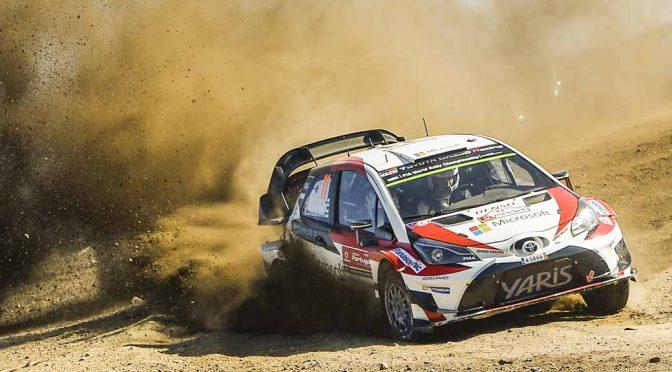 WRC第7戦ラリー・イタリア、サルディニア島の峻厳なグラベルラリーに挑む