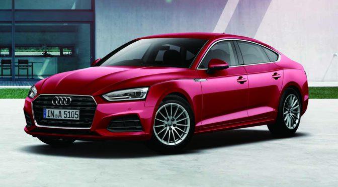 アウディ日本(Audi)、A5スポーツバックFWDモデルの販売開始