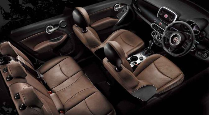 FCAジャパン、「Fiat 500X」の機能・装備を拡充