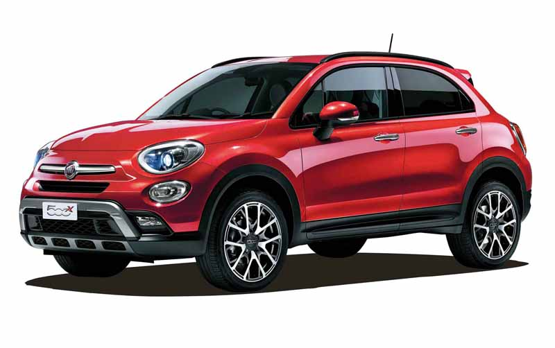 fca fiat 500x motor cars. Black Bedroom Furniture Sets. Home Design Ideas