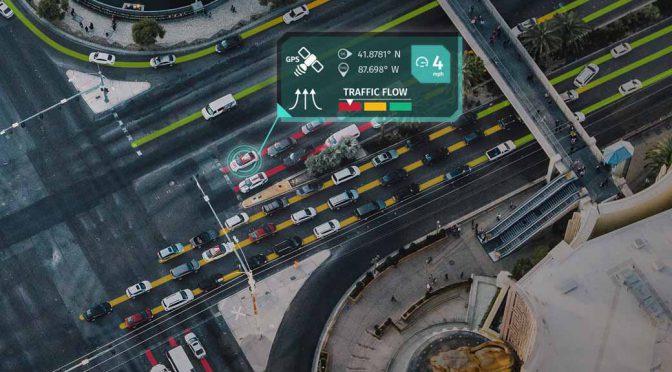 HERE、自動車の実走行データ収集から交通情報サービスを世界初提供へ