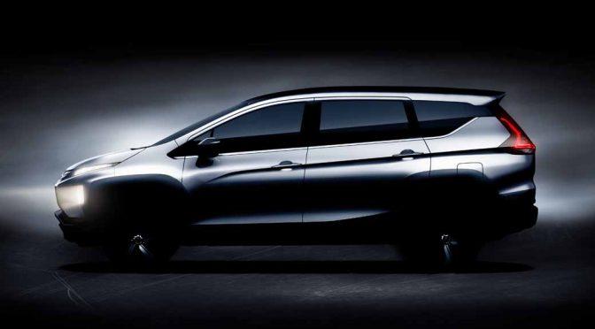 三菱自動車工業、2017年インドネシアオートショーで小型SUVを世界初披露