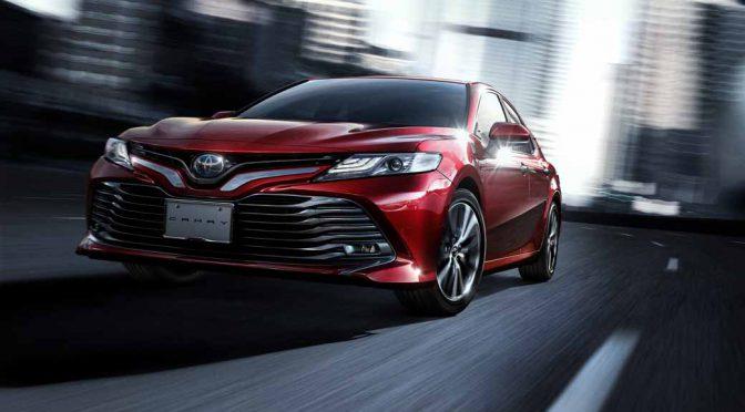 トヨタ自動車、TNGAを取り入れた「新型カムリ」の国内販売を開始
