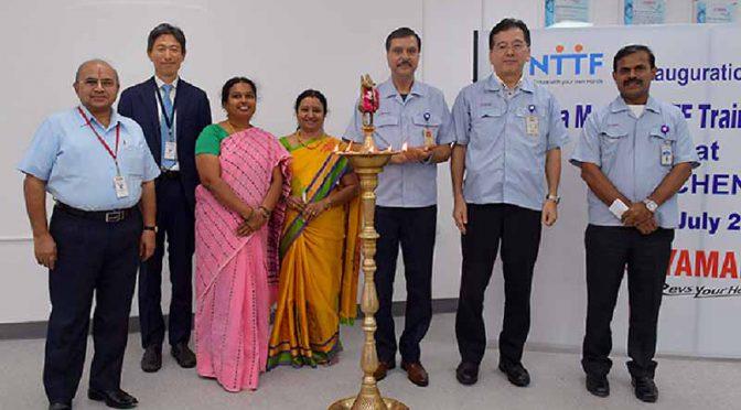 ヤマハ発動機、日本・インド両政府と初の「日本式ものづくり学校」をチェンナイに開校