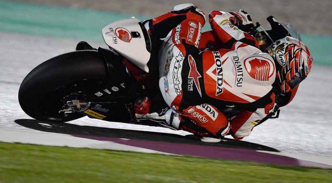 出光ホンダ・Moto2の中上貴晶選手、MotoGP最高峰クラスに昇格