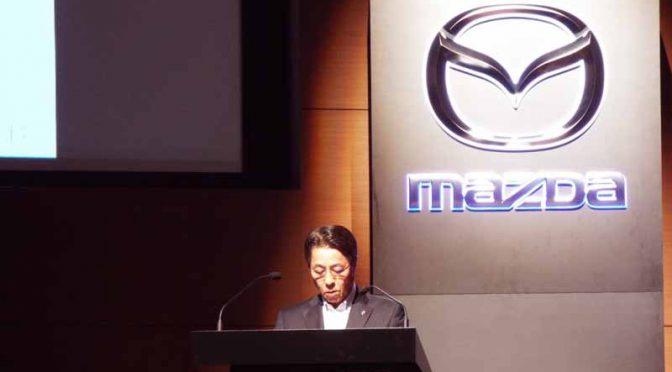 マツダ、ガソリン・ディーゼルに次ぐ次世代エンジン「SKYACTIV-X」構想を発表