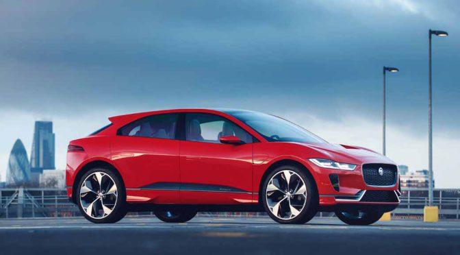 ジャガー初の電気自動車、北米コンセプト・カー・オブ・ザ・イヤー最優秀賞獲得