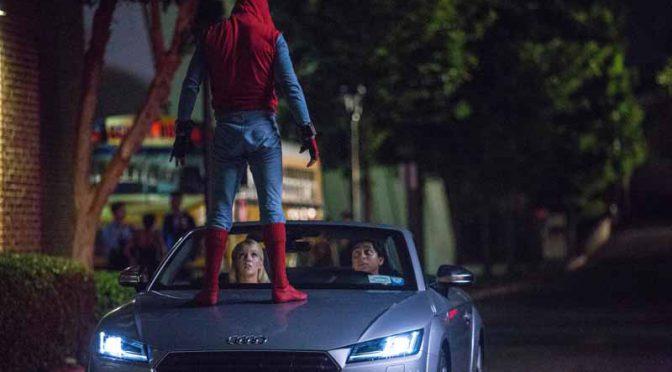 アウディ ジャパン、「スパイダーマン:ホームカミング」の連動プロモーションを開始