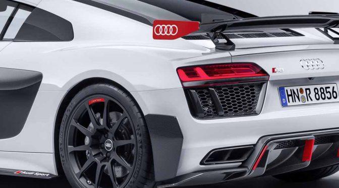 Audi Sport、アウディ「R8」&「TT」用エアロキットを独国内で晩夏発売へ