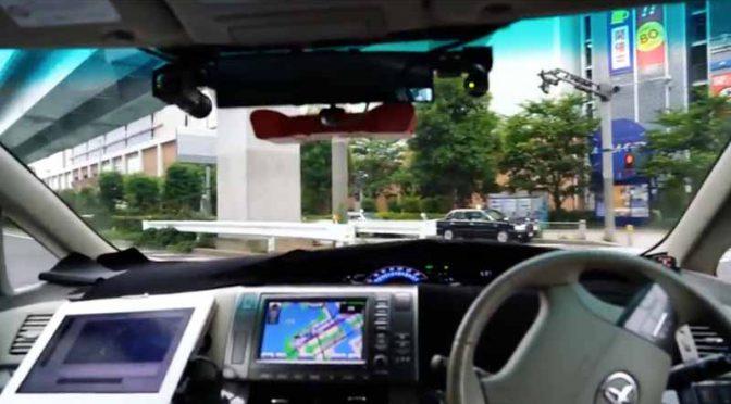 ZMP、東京五輪での実用化に向け「お台場・自動運転」の実証実験を動画で披露