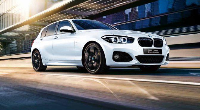 BMW、新型1シリーズで2台の限定モデルを発売