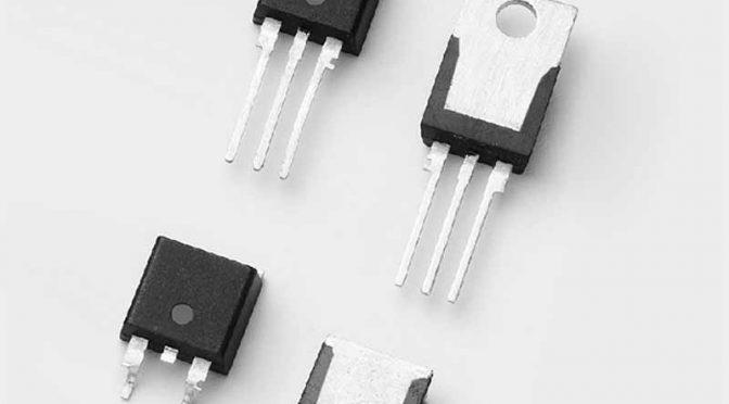 リテルヒューズ、電気自動車用SCRスイッチングサイリスタ「S8016xA」を発売