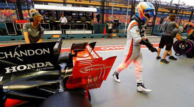 ホンダ、マクラーレンとのF1活動を解消。来季はトロ・ロッソにパワーユニットを供給へ