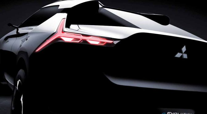 三菱自動車工業、東京モーターショー2017にAI搭載のコンセプトカーを世界初披露