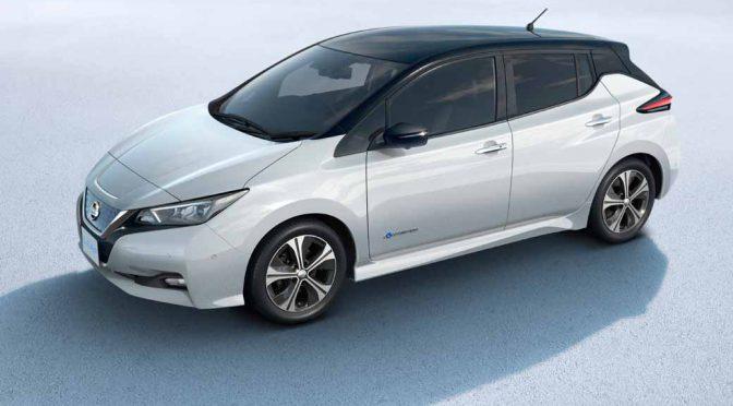日産自動車、新型「日産リーフ」を発表。強化版モデルは2018年に追加される予定