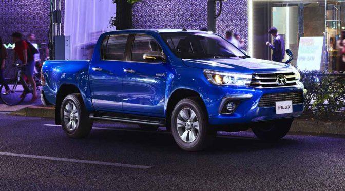 トヨタ自動車、ハイラックスを日本市場へ再導入。実に13年振り