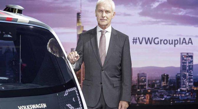 フォルクスワーゲングループ、来る2025年までに計80車種の電動車販売を目指す