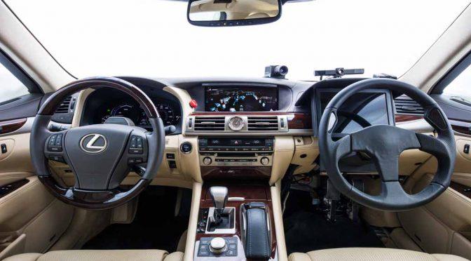 トヨタ自動車「自動運転白書」を公開。米国TRIの開発進捗も併せて報告へ