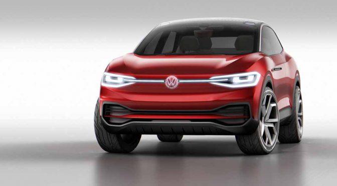 VW、I.D. CROZZ II世界初披露。新型T-RocとPolo GTI公開へ