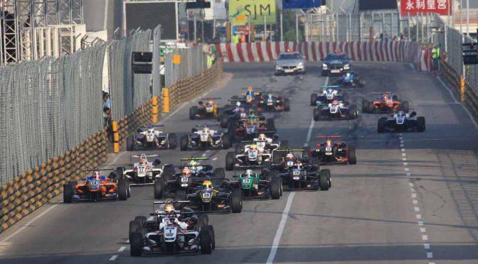 横浜ゴム、第64回マカオグランプリへのタイヤ供給を実施