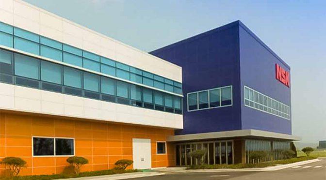 日本精工、韓国・天安工場の開所式を実施