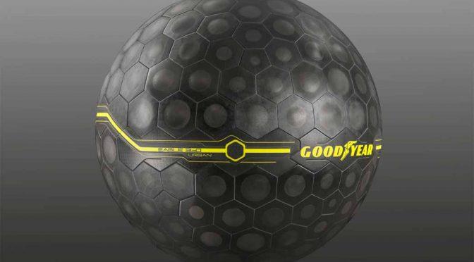 グッドイヤー、東京モーターショーでAI搭載球形タイヤ日本初披露