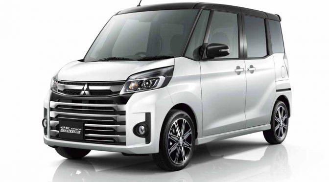 三菱自動車工業、軽乗用車eKシリーズを改良。ナビ特典付き特別仕様車も発売