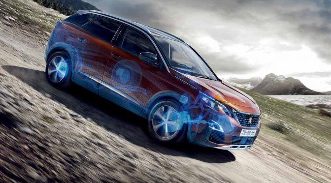 プジョーの特別仕様車、3008アリュールにGTブルーエイチディアイ機能を付与