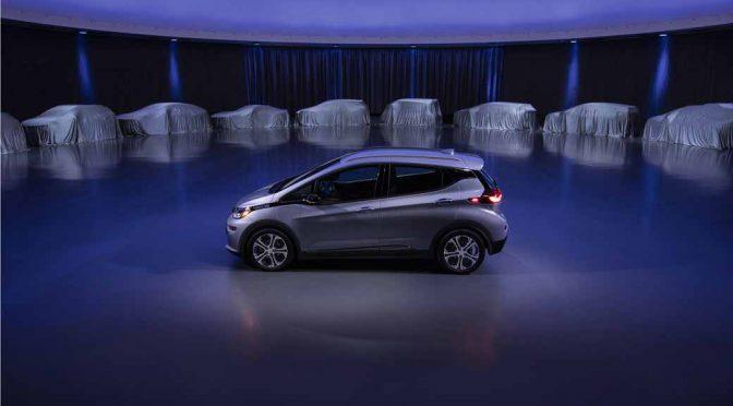 米GM、2030年までに20車種のEV投入へ