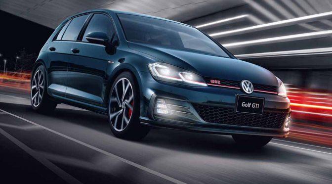 VW日本、ゴルフ「GTI」と「R」の2台のパフォーマンスモデルを導入