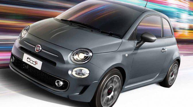 FCAジャパン、Fiat 500S Decibelを発売