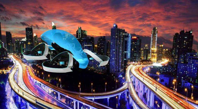 日本初の空飛ぶ自動車開発のカーティベーター、マスワークスとスポンサー契約締結