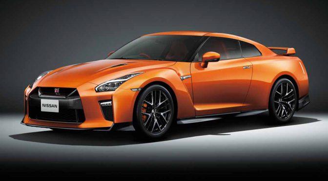 日産自動車、2018年型「GT-R」と「GT-R NISMO」を発売