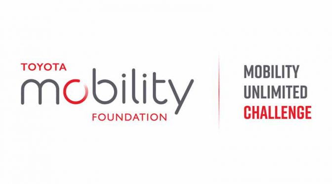 トヨタ・モビリティ基金、障がい者向け補装具の開発支援へ