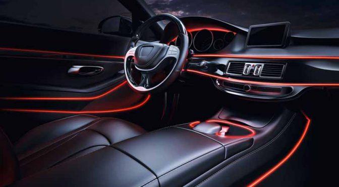 独・ショット、自動車インテリア向け照明製品を日本国内でも販売開始