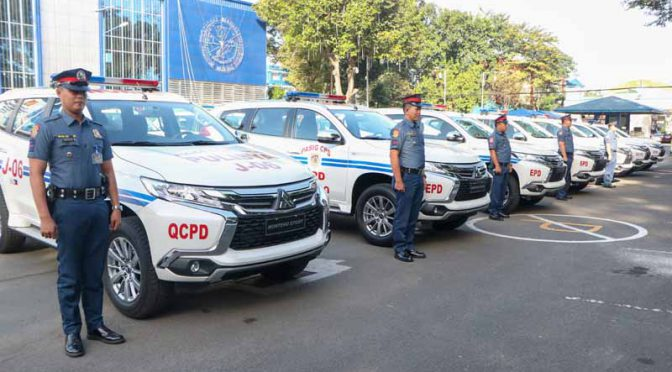 三菱自動車工業のパジェロスポーツ、フィリピン国家警察の車両に採択へ