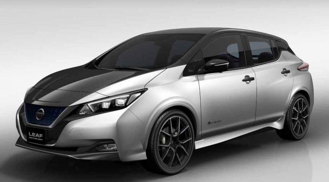 日産自動車、「東京オートサロン2018」出展概要