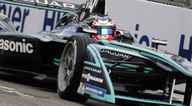 パナソニック・ジャガー・レーシング、フォーミュラE緒戦でチーム初の表彰台を獲得