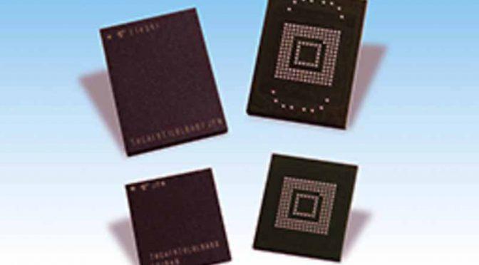 東芝、車載機器向けUFS Ver.2.1準拠のNAND型フラッシュメモリ出荷
