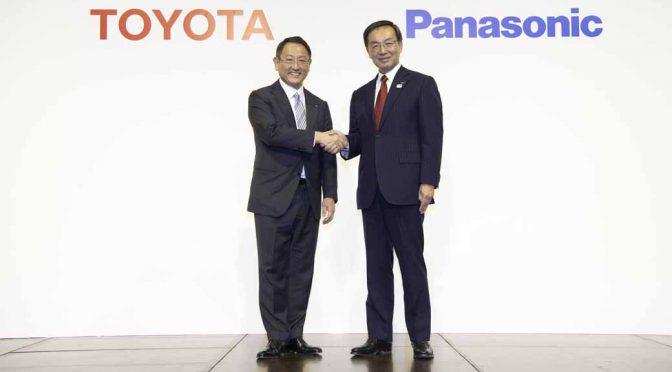 トヨタ自動車とパナソニック、車載用角形電池で協業へ