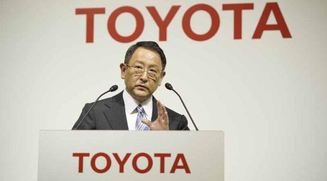 トヨタ自動車、経営傘下の東京地域販社を統合して新会社設立へ