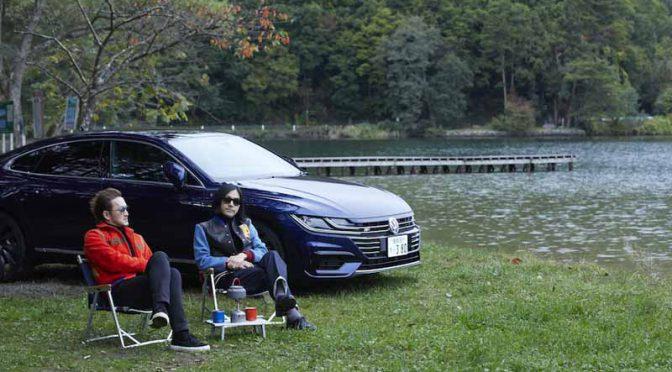 フォルクスワーゲン × 歌舞伎俳優「中村獅童」が旅コンテンツを配信