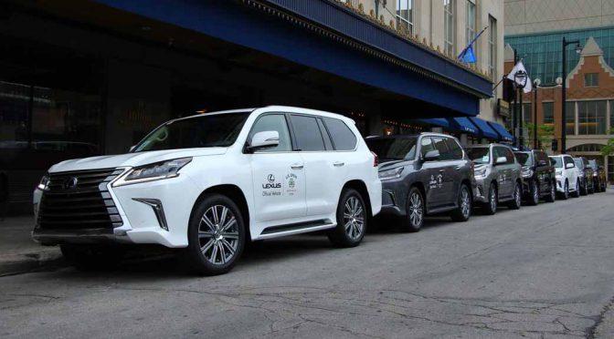 LEXUS&ANA、車送迎・専用ラウンジで観戦する松山英樹選手応援ツアー