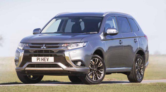 三菱自動車、アウトランダーPHEVの欧州累計販売台数が10万台に