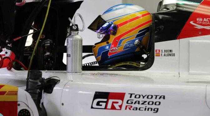 トヨタ、WEC2018-19シーズンの参戦ドライバーにフェルナンド・アロンソを起用