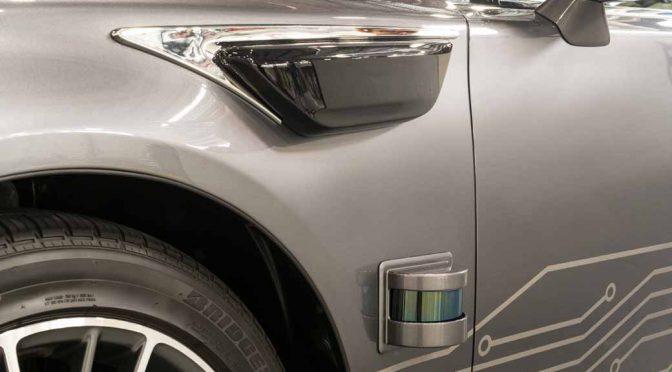 トヨタ自動車傘下の米TRI、「CES2018」で次世代自動運転車を公開へ