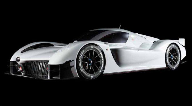 トヨタ自動車、東京オートサロン2018で「GRスーパースポーツコンセプト」を初公開