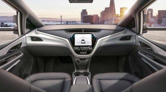 米GM、2019年に自動運転レベル4をクリアする量産準備車を発表へ