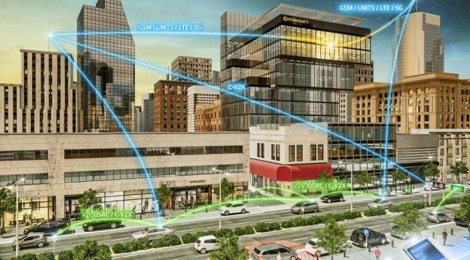 独コンチネンタル、世界最大級の携帯電話展「MWC」で未来のモビリティを語る